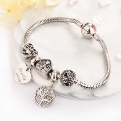 Pulsera en Acero Inoxidable  PBS-0007
