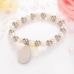 Pulsera en Acero Inoxidable  BS-1783