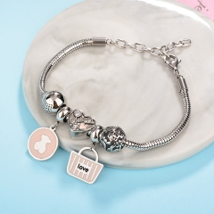 Pulsera en Acero Inoxidable  PBS-0031